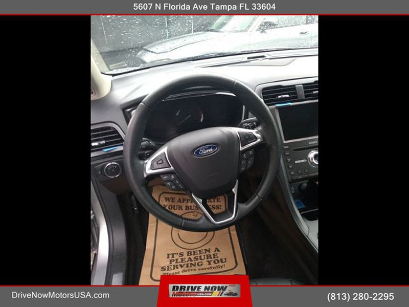 Ford Fusion 2020 price $26,495