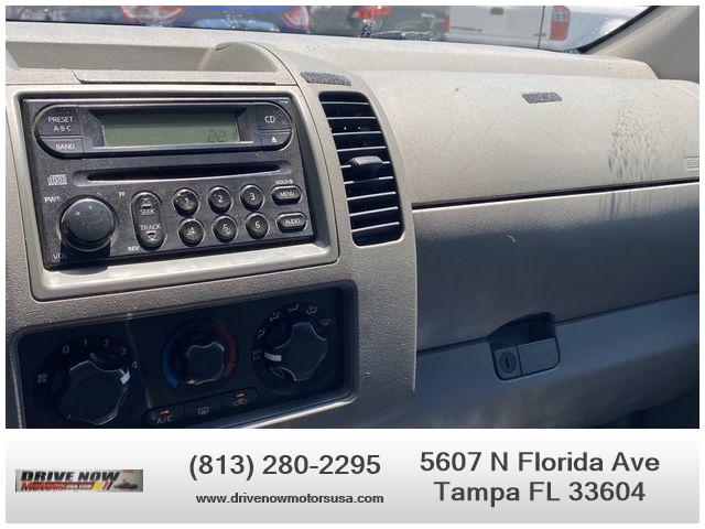 Nissan Frontier Crew Cab 2007 price $10,895