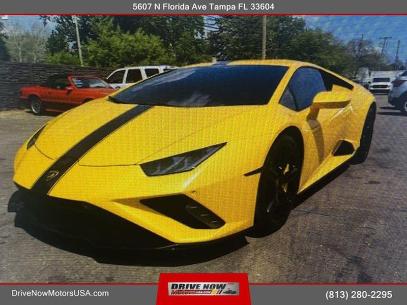 Lamborghini Huracan EVO 2021 price $320,999