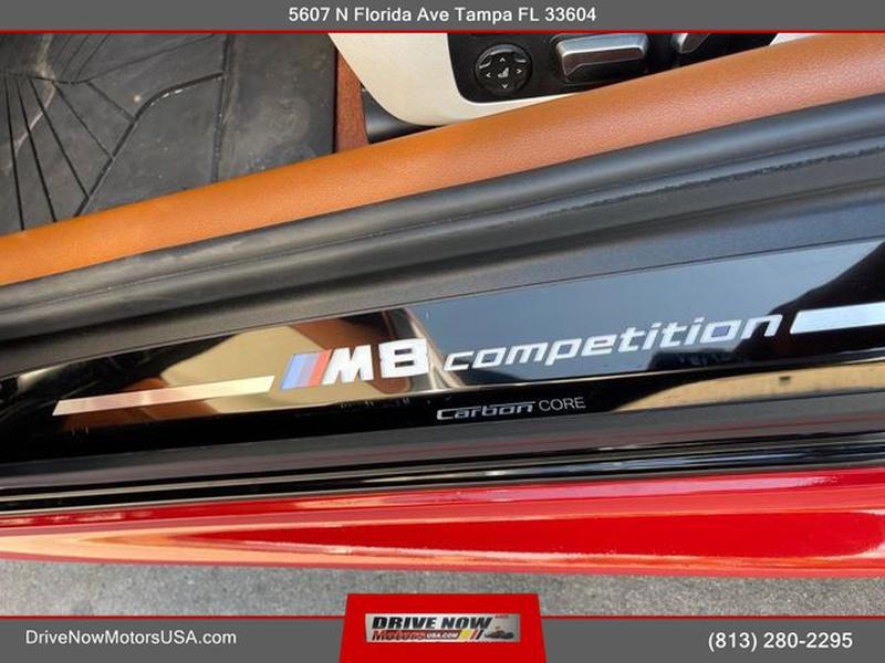 BMW M8 2020 price $139,995