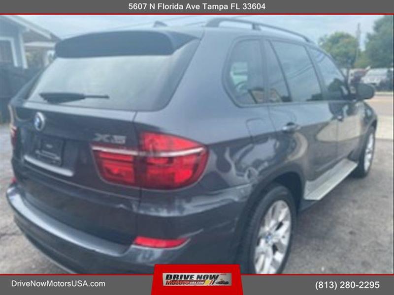 BMW X5 2013 price $13,495
