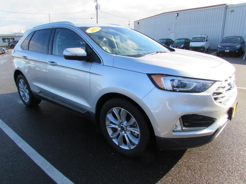 Ford Edge 2019 price $28,999