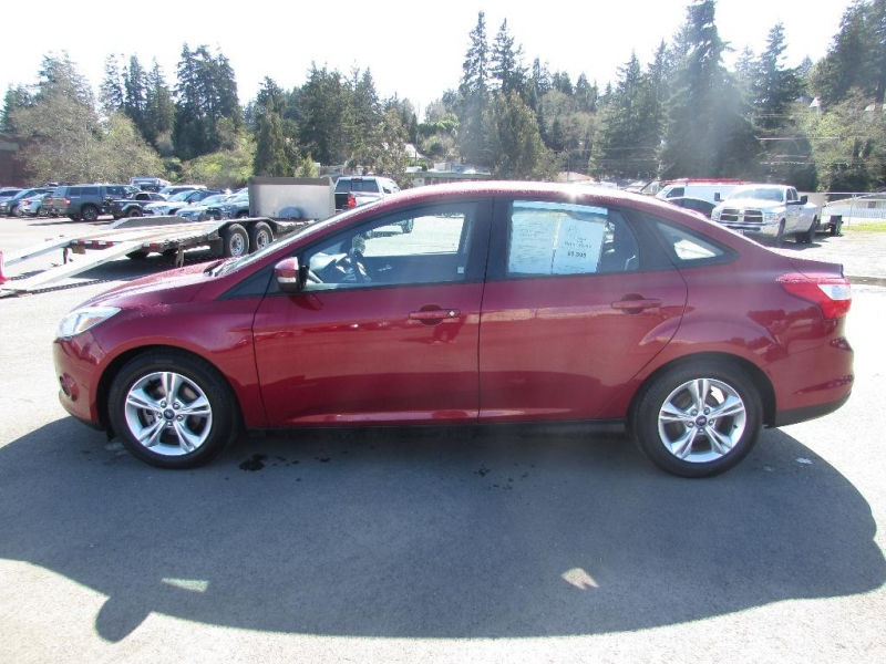 Ford Focus 2013 price $9,999