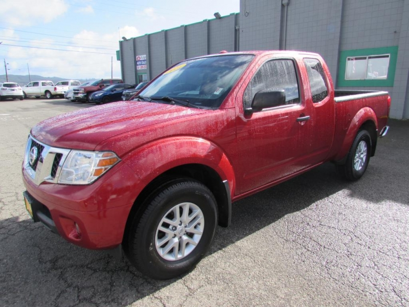 Nissan Frontier 2016 price $23,999