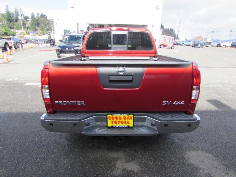 Nissan Frontier 2016 price $24,999
