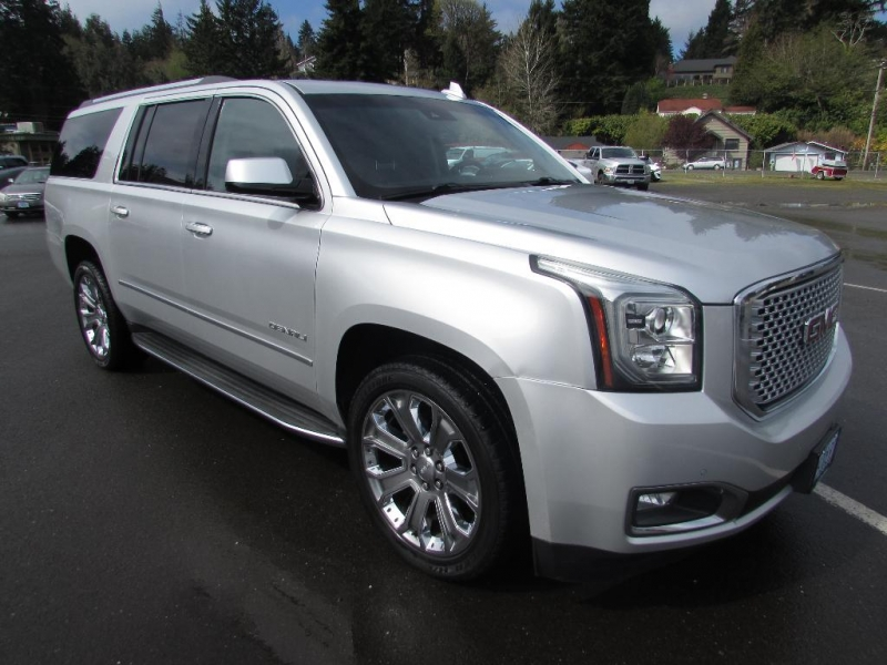 GMC Yukon XL 2016 price $47,987