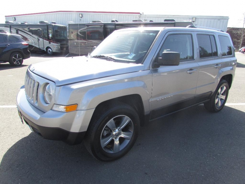 Jeep Patriot 2017 price $19,999