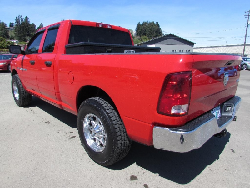 Ram 1500 2012 price $21,999