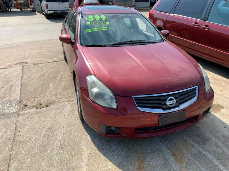 NISSAN MAXIMA 2008 price Call for Pricing.