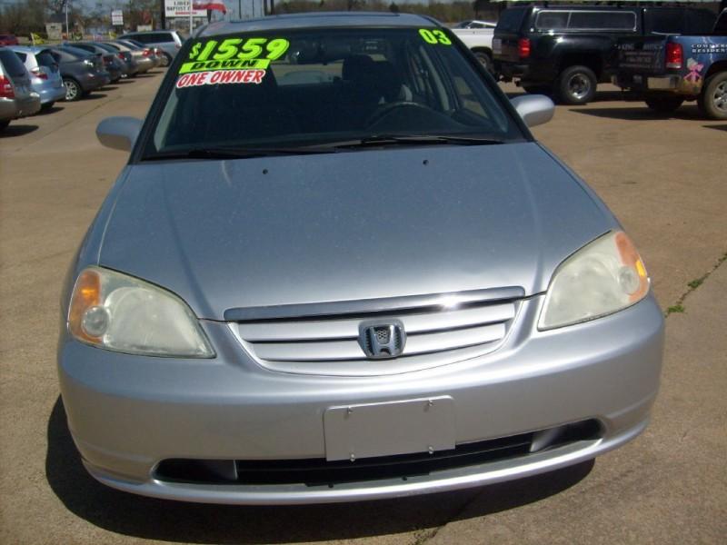 HONDA CIVIC 2003 price $7,795