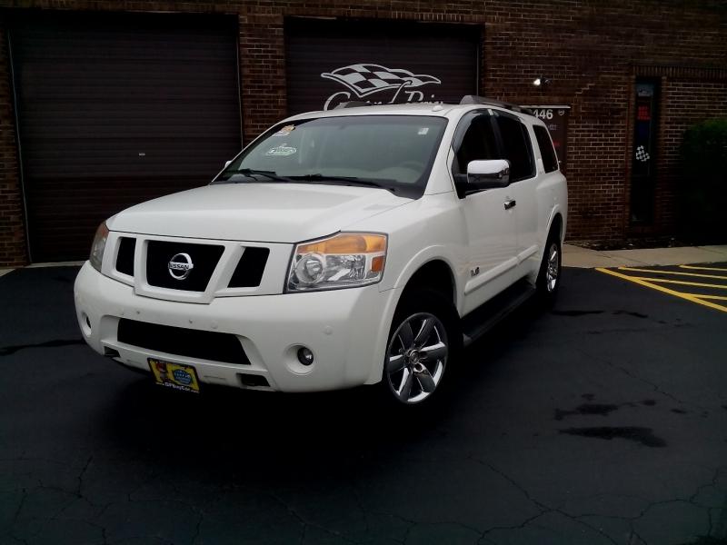 Nissan Armada 2008 price $7,950