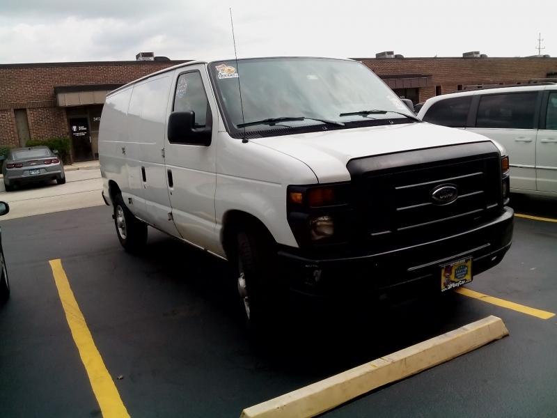 Ford Econoline Cargo Van 2013 price $7,490