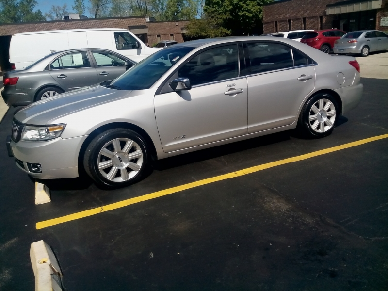 Lincoln MKZ 2008 price $6,490