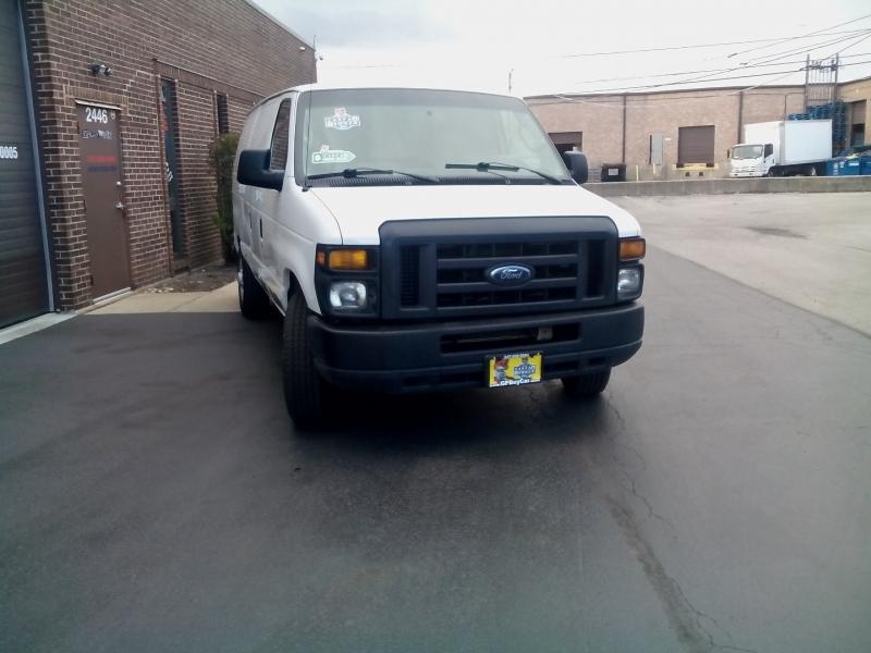 Ford Econoline Cargo Van 2013 price $9,690