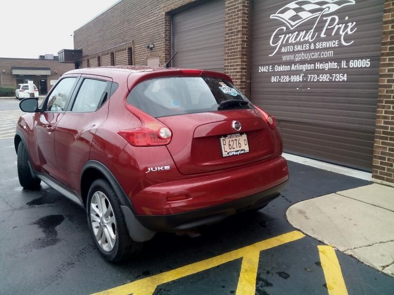 Nissan JUKE 2011 price $7,850