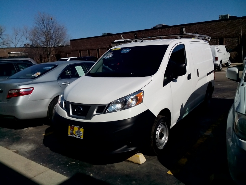 Nissan NV200 2014 price $8,759