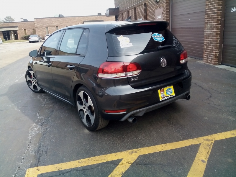 Volkswagen GTI 2011 price $10,390