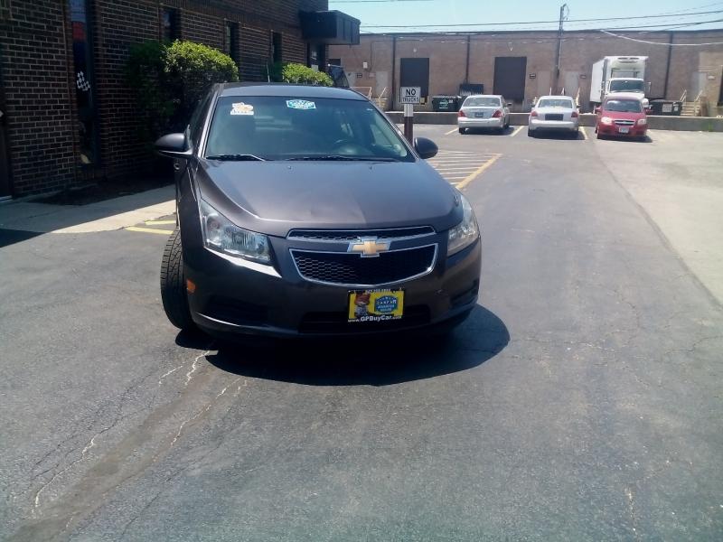Chevrolet Cruze 2011 price $5,990