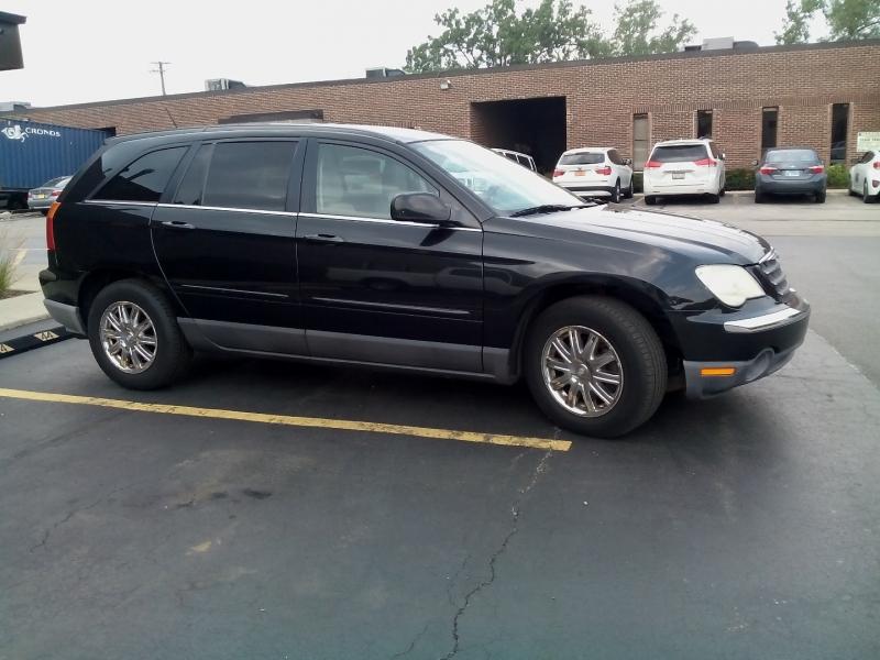 Chrysler Pacifica 2007 price $2,950