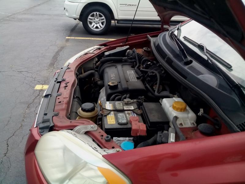 Chevrolet Aveo 2007 price $2,250