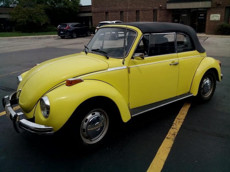 Volkswagen  1973 price $6,990