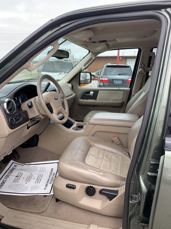 Ford Expedition 2005 price $0