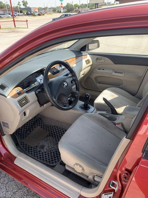 Mitsubishi Lancer 2006 price $0