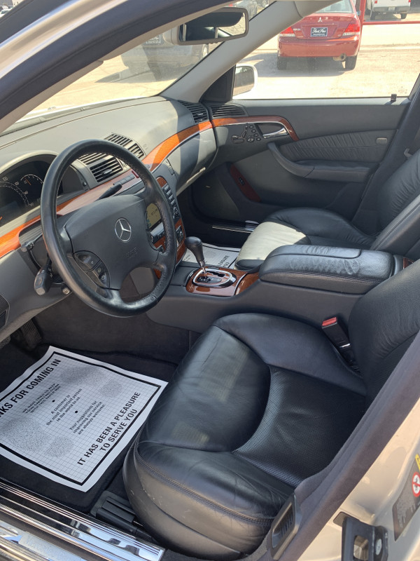 Mercedes-Benz S-Class 2006 price $0