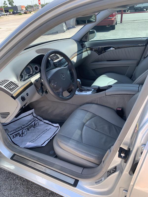 Mercedes-Benz E-Class 2003 price $0