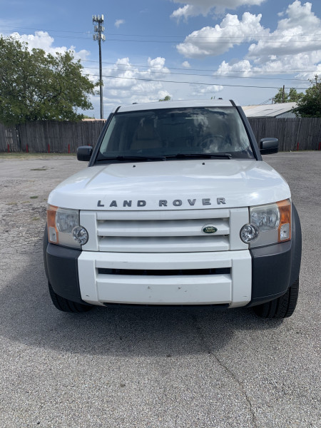 Land Rover LR3 2006 price $0