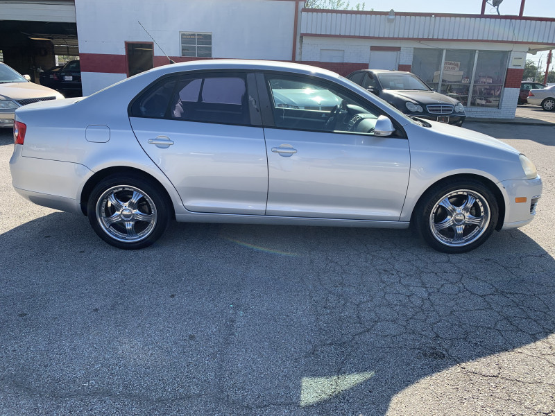 Volkswagen Jetta Sedan 2007 price $0