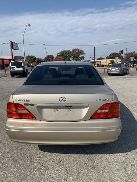 Lexus LS 430 2003 price $0