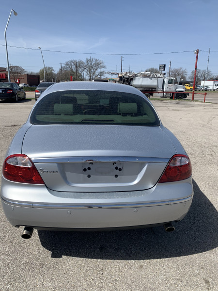 Jaguar S-TYPE 2007 price $0