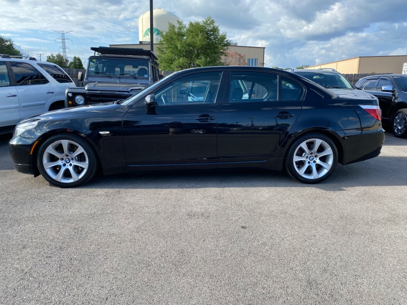 BMW 5-Series 2008 price $8,998