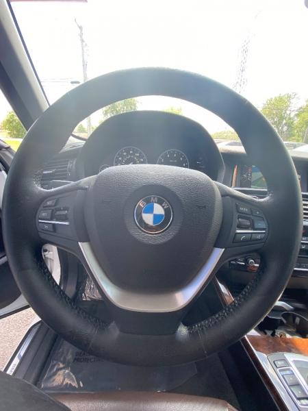 BMW X3 2016 price $24,998