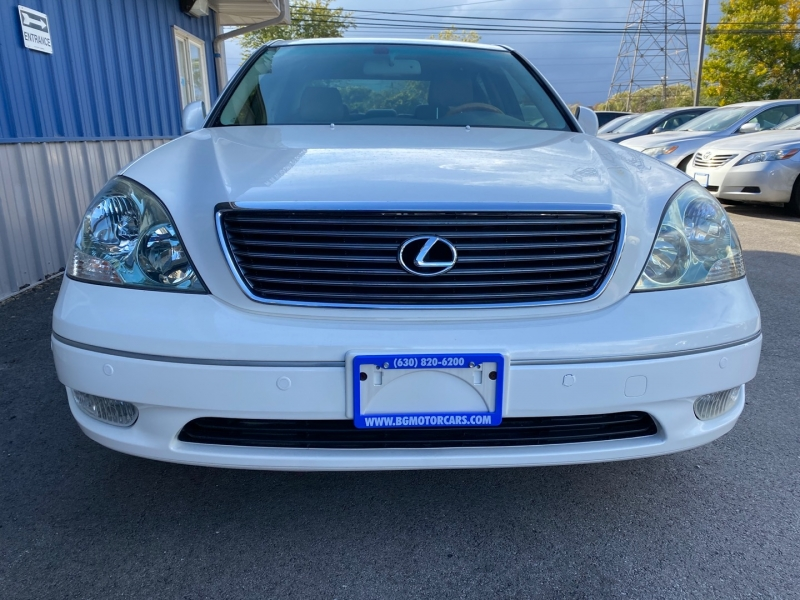 Lexus LS 430 2003 price $6,998