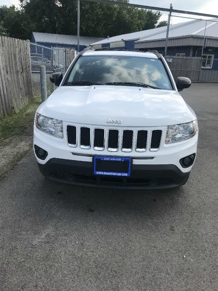 Jeep Compass 2012 price $6,798