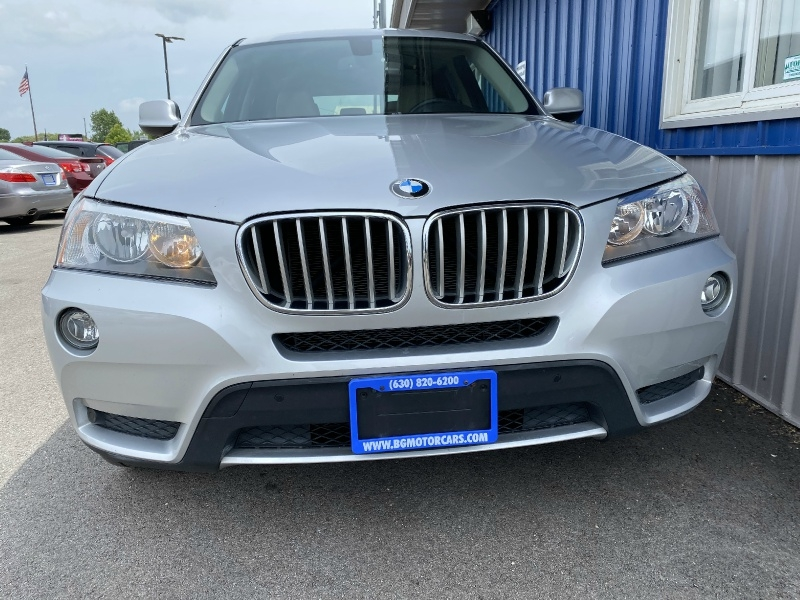 BMW X3 2013 price $13,498