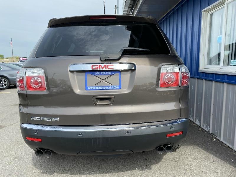 GMC Acadia 2012 price $9,798