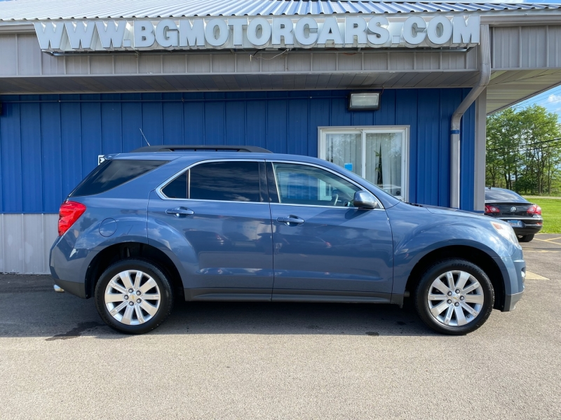 Chevrolet Equinox 2011 price $9,599