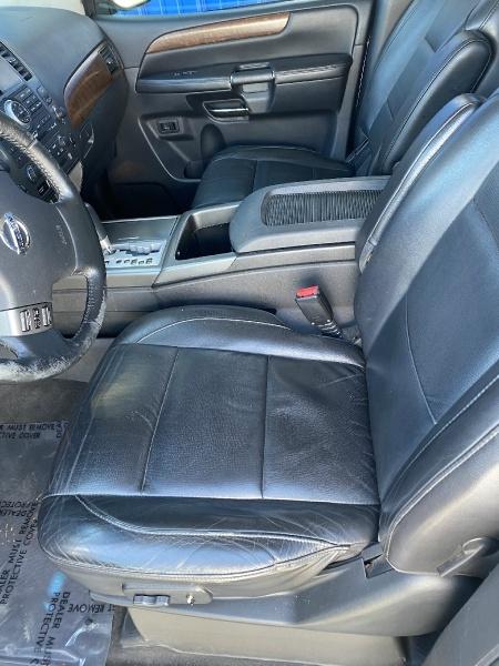 Nissan Armada 2008 price $8,498