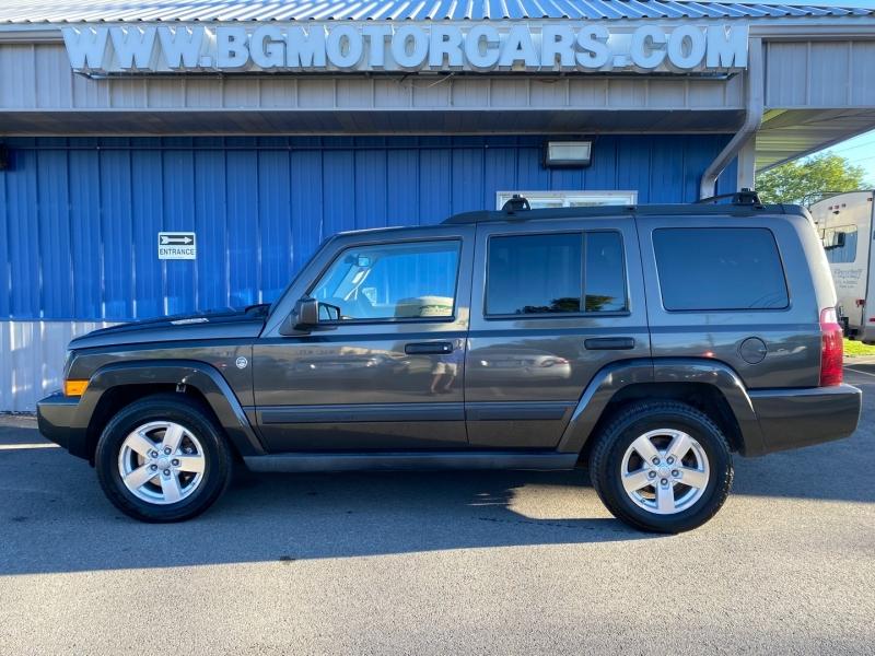 Jeep Commander 2006 price $5,998