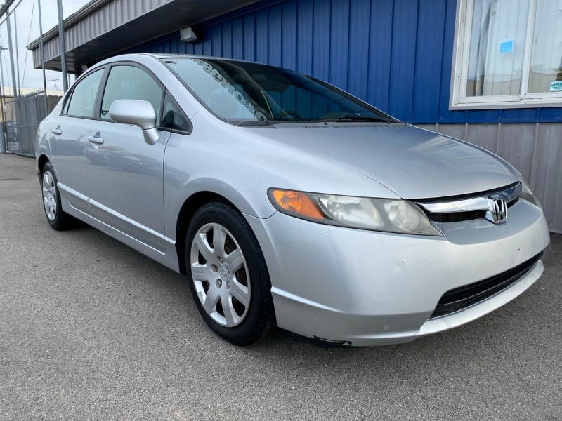 Honda Civic Sdn 2006 price $4,998