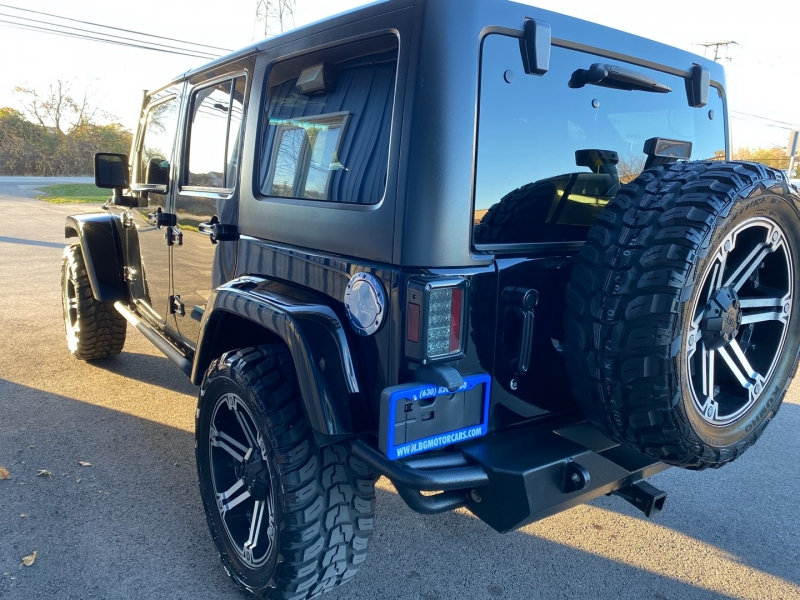 Jeep Wrangler Unlimited 2011 price $22,999