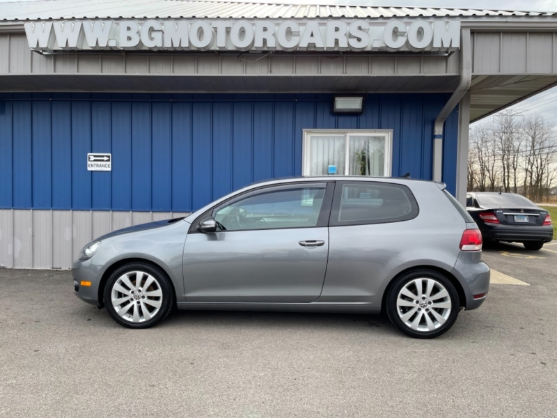 Volkswagen Golf 2012 price $5,898