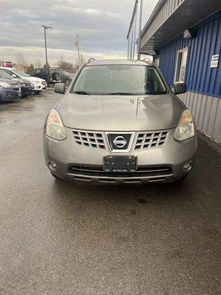 Nissan Rogue 2008 price $6,998