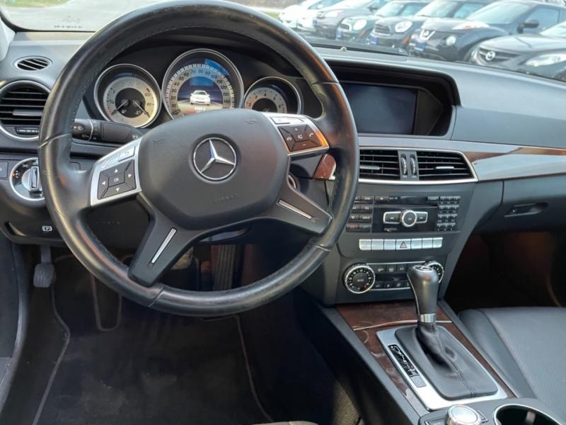 Mercedes-Benz C-Class 2014 price $14,498