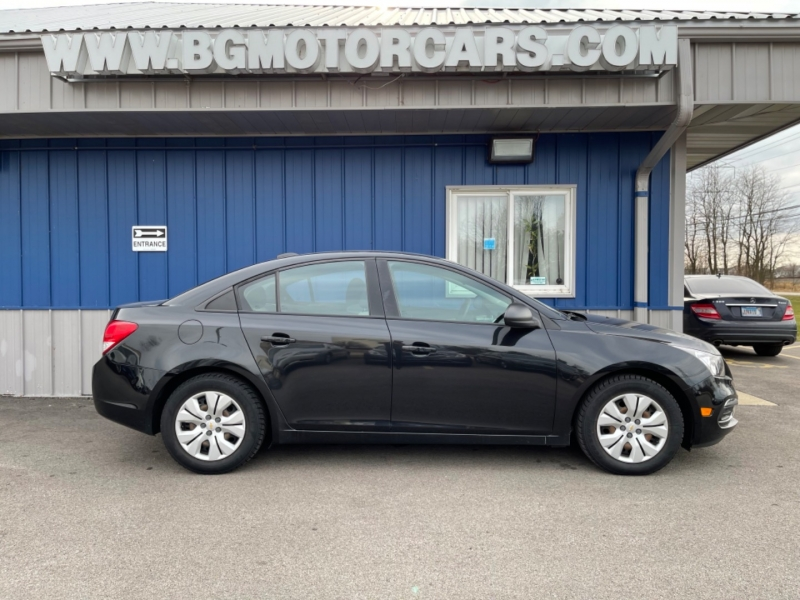 Chevrolet Cruze Limited 2016 price $10,991