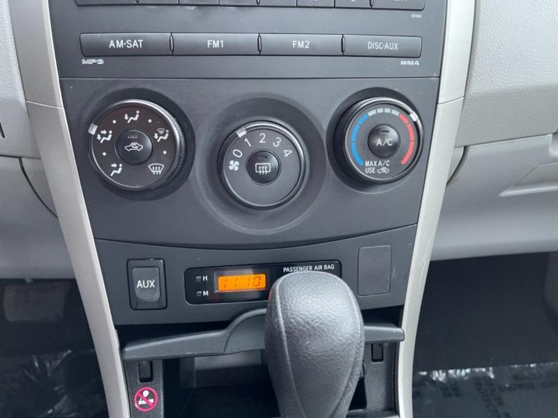 Toyota Corolla 2010 price $7,798
