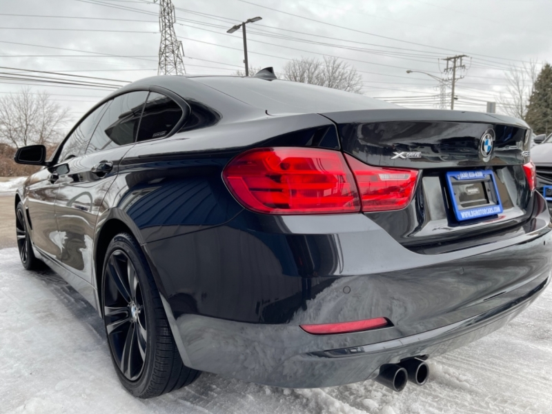 BMW 4 Series 2015 price $19,998